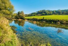 Croatian Countryside Landscape...