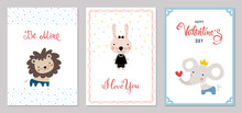 Valentine's Day Greeting Cards...