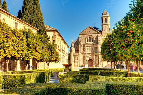 Ubeda landmarks, Andalusia, Spain