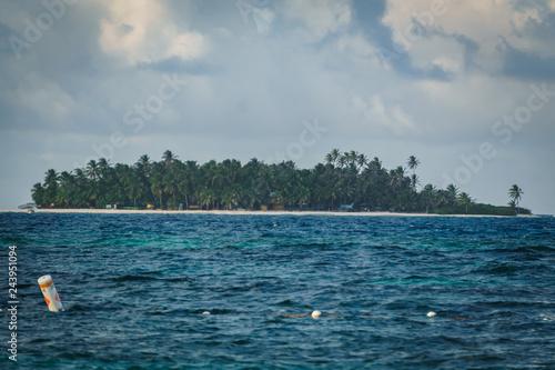 Fotografía  Johnny Cay Island