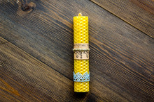 Buddhism. Drawing On Candles Y...