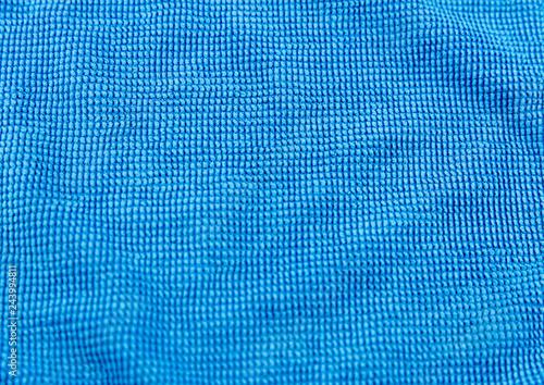 Fotografiet  Textura de color azul para fondos de escritorio