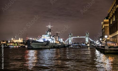 Fotografia HMS Belfast
