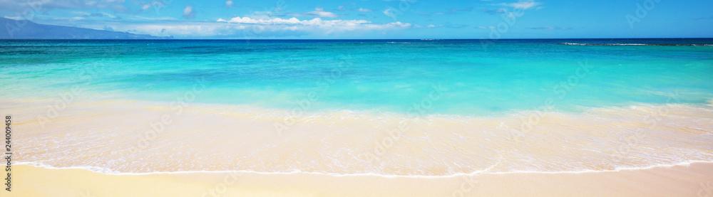 Fototapeta Hawaiian beach