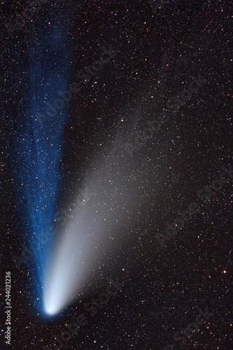 Obraz Cometa di Halley - fototapety do salonu