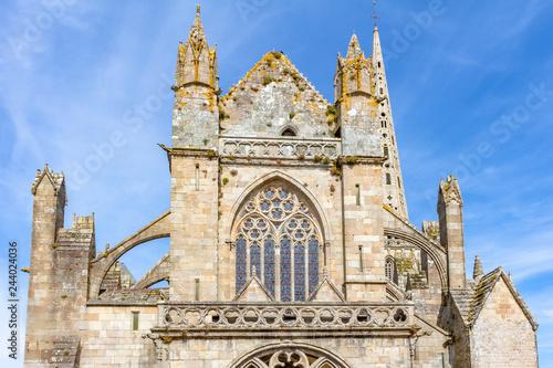 Fotografía  St. Tugdual Cathedral