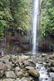 Madeira, Wasserfall 25 Fontes bei Rabacal