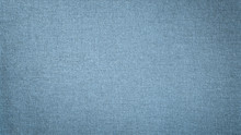 Blue Linen Canvas. The Backgro...