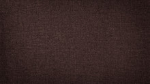 Dark Red Brown Linen Canvas. The Background Image, Texture.