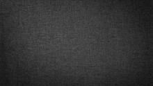 Dark Black White Linen Canvas....