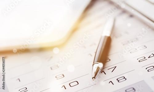 Fotografía  Calendar.