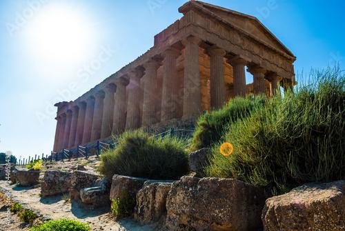 Zdjęcie XXL Dolina Świątyń - Agrigento