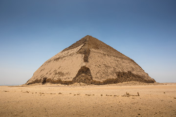 Bent pyramid at Dahshur