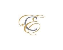CE EC Letter Logo Icon 002