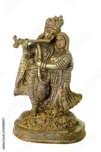 Indian Dancers Statue