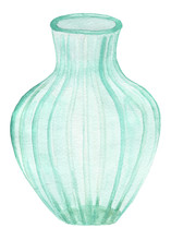 Waterdolor Color Vase 2