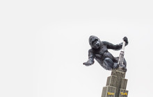 King Kong In Newyork