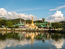 Wat Chong Klang In Mae Hong So...