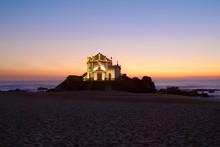 Landscape Over The Beach Of Mi...