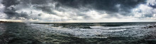 Dramatic Weather Panorama Over...