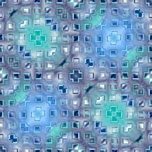 Abstrakt Glasartig Struktur Nahtlos Muster