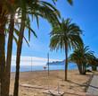 Altea beach Playa La Roda in Alicante