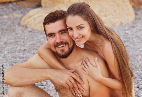 Women topless strip poker