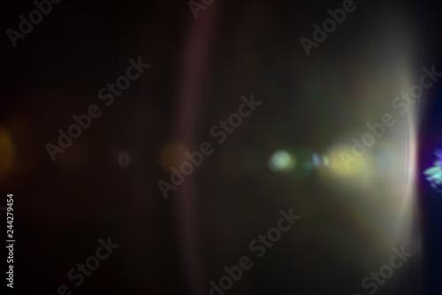 Photo organic glow lightleak lensflare filmlook gradient blur asset