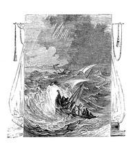 Storm And Jesus