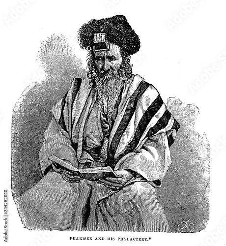 Pharisee Fototapet