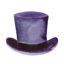 The Men's Headdress, Top Hat. ...