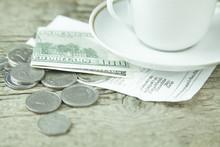 Payment Of Restaurant Bill
