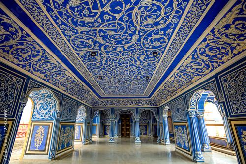 Valokuva  Jaipur City Palace, Rajasthan, India