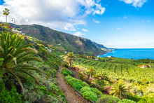 Landscape With North Tenerife ...