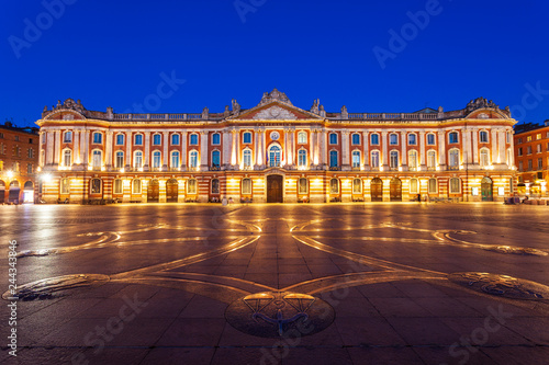 Lieu d Europe Capitole or City Hall, Toulouse