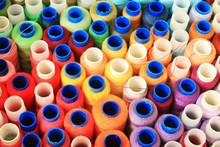 Bright Spools Of Thread