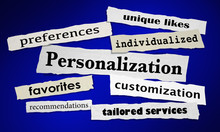Personalization Newspaper Head...