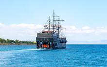 Black Trip Boat, Cyprus