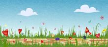 Floral Spring Arrangement From...