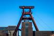 canvas print picture - Zeche Zollverein - Weltkulturerbe