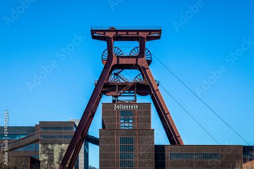 Foto  Zeche Zollverein - Weltkulturerbe