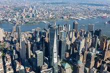Aerial Photography Of New York...