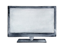 Large New TV Or Computer Monit...