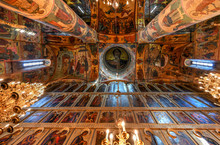 Cathedral Of The Dormition - Moscow, Russia