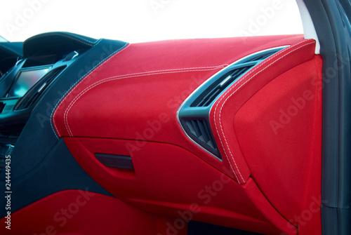 Photo Car deflector