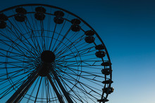 OKC Ferris Wheel Downtown