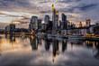 Frankfurt HDR Skyline