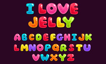 Jelly Colorful Bold Kid Font