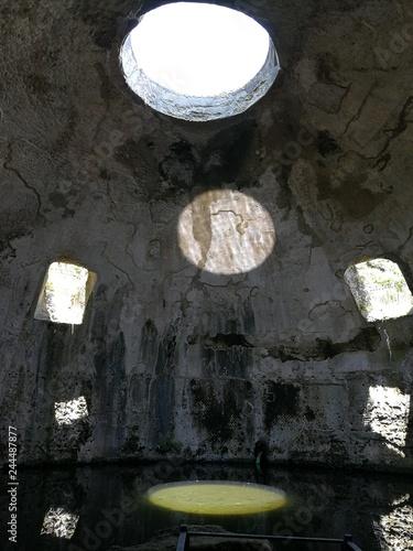 Photo Baia - Scorcio del Tempio di Mercurio