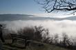 Wolkendecke_Aussicht_über_Wolken_Bergen_Baeume
